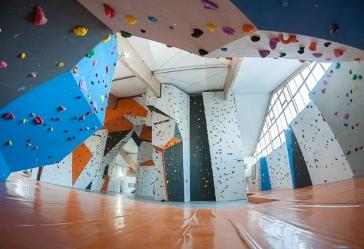 Kletterhalle Bad Ischl