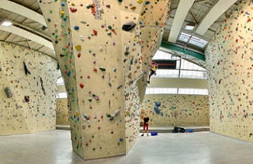 Kletterhalle Linz Auwiesen